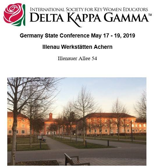 Germany State Conference